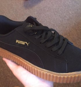 Хит! Кроссовки Puma Suede Creeper by Rihanna