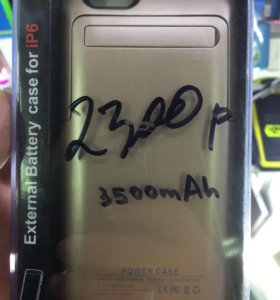 Чехол зарядка айфон 6