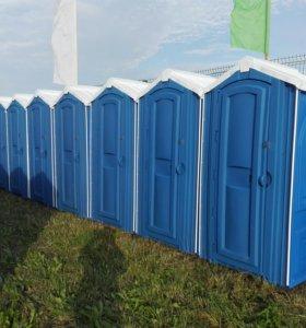 Продажа и аренда туалетных кабин