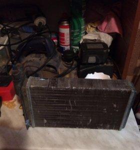 Радиатор печки на ваз 2108-09