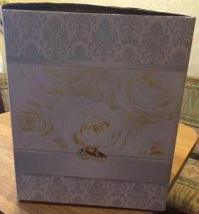 Коробка для сбора денежных подарков