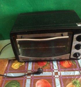 Электрическая печка-духовка