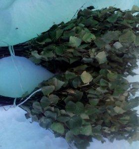 Продам веники березовые