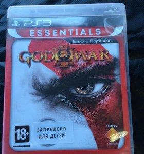 God of war для PS3