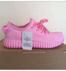 Кроссовки Adidas Yeezy Boost Pink