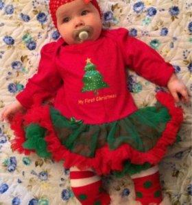 Рождественский костюм