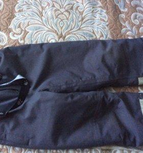 Зимние брюки 116 размер большемеры от лаппикидс