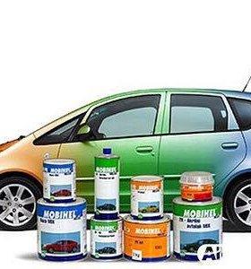 Покраска и полировка машины