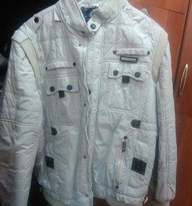 Весенние куртки мужские