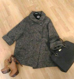 Стильное пальто, 44-46