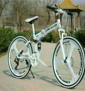 Велоси BMW , LAND ROVER , MERSEDES на литых дисках