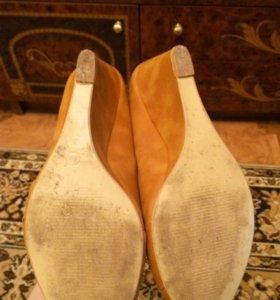 Туфли, размер 39-40.
