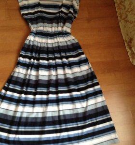 Платье х/б летнее