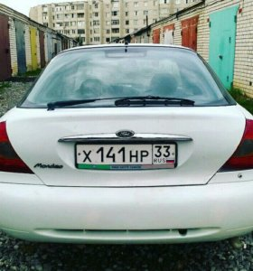 Ford Mandeo