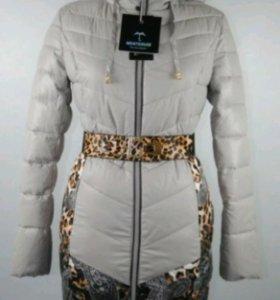 Куртка пальто новая