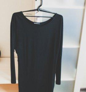 Платье черное Terranova