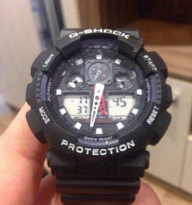 Часы G-SHOCK GA-100A 3K6004