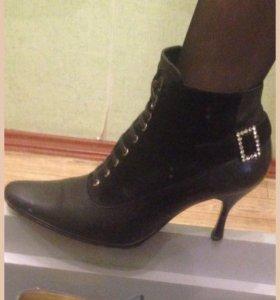Туфли ботинки полусапожки