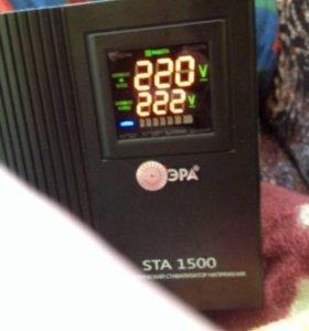 Стабилизатор эра Sta 1500