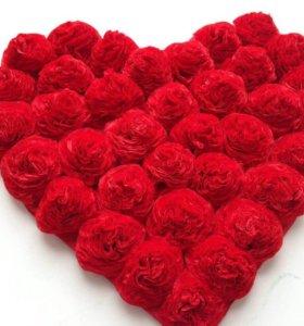 Сердца для вашего праздника