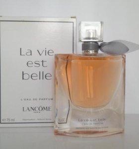 LANCOME La Vie Est Belle lady 75ml ТЕСТЕР