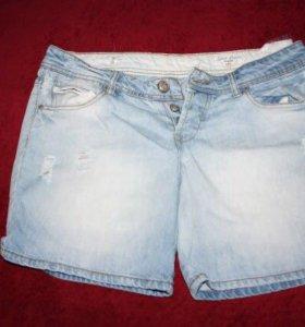 Шорты джинсовые PullBear