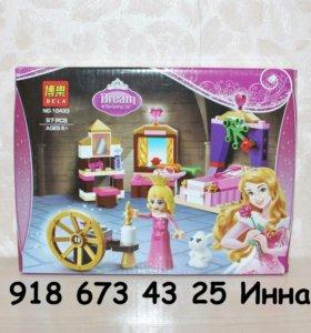 Лего Принцессы, новое