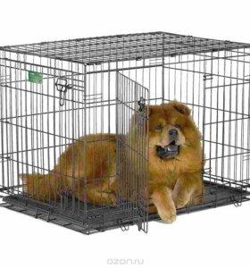 "Клетка для животных Midwest ""iCrate"""