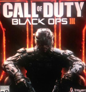 Call of duty black ops 3 PS4 б/у