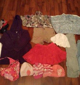 Пакет одежды 104-110 рост