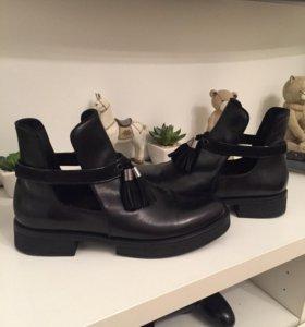 Стильные ботинки nursace италия