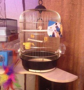 Клетки для попугаев и хомяков