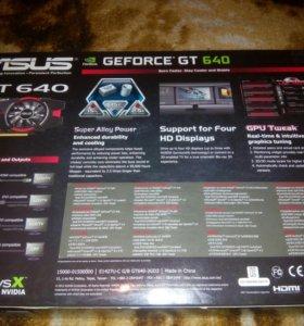 Видеокарта Nvidia GT640