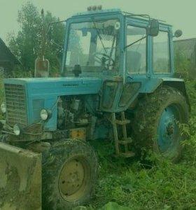 Ремонт тракторов, роторных косилок КРН-2.1