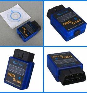 Bluetooth OBD2 диагностический адаптер ELM327
