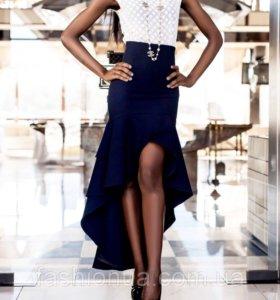 Новая юбка асимметрия