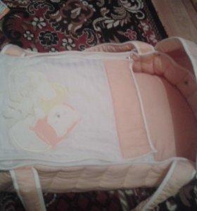 Переноска для новорожденных детей