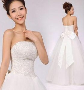 Новое! Свадебное платье 42-46