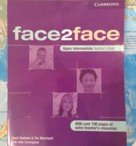 Книга для учителя face 2 face upper-intermediate