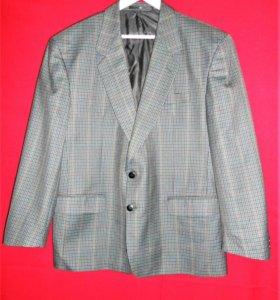 Винтажный шерстяной пиджак Digel