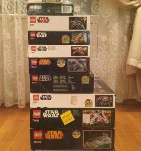 Лего Звёздные войны