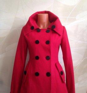 Пальто, полупальто, куртка, жакет шерсть