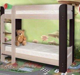 Кровати 2-х ярусные
