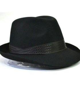 Шляпа Фетровая, Новая