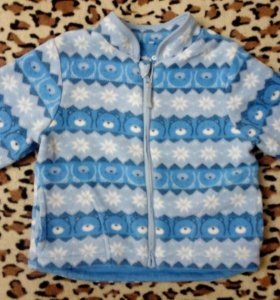 Куртка ( кофта) р.80