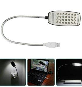 Светодиодные USB лампы