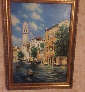 Продам картину Венеция ❗️❗️❗️