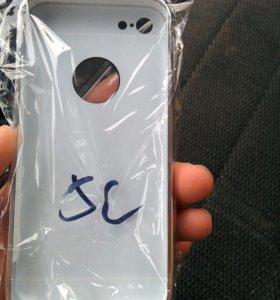 Бампера на iPhone 5c