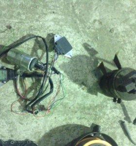 Комплект электронного зажигания на ВАЗ