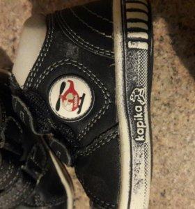 Ботинки димесизонные
